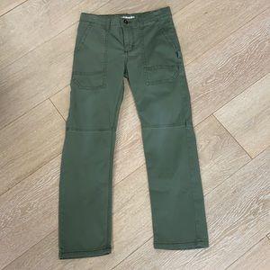 Wrangler Size 10 cargo pants